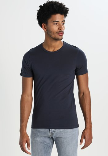 NOOS - T-shirt - bas - navy blue