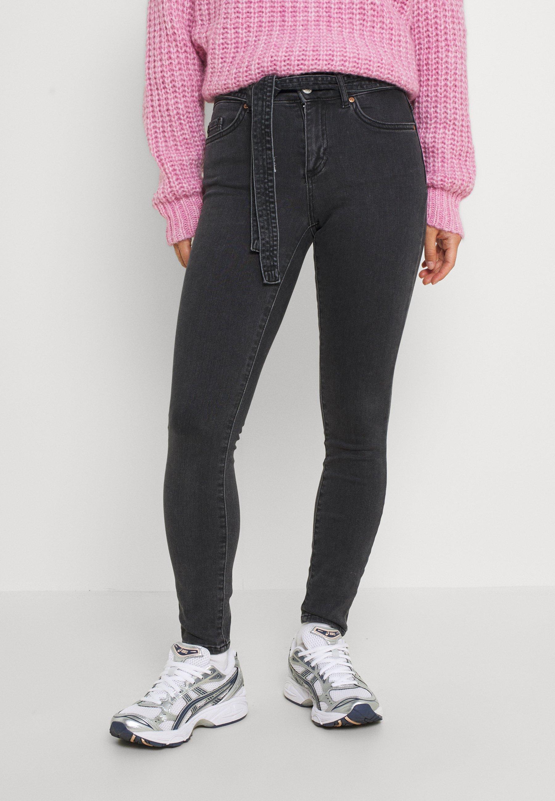 Women ONLHUSH LIFE PAPERBAG - Jeans Skinny Fit