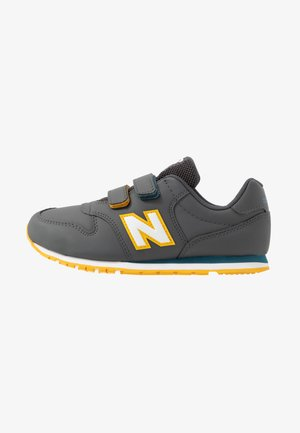 YV500RBB - Zapatillas - grey/yellow