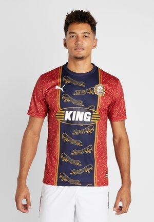 BANGKOK - T-shirt med print - chili pepper/new navy