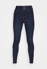 New Look - LIFT AND SHAPE HIGHWAIST - Jeans Skinny Fit - blue - 3