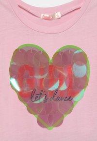 Billieblush - Jersey dress - light pink/mint - 2