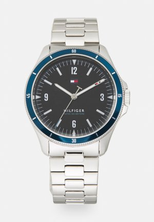 MAVERICK - Watch - silver-coloured/black
