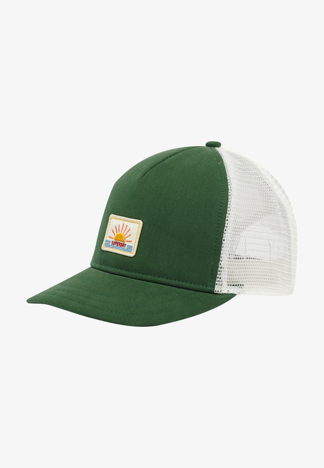 Casquette - indian olive