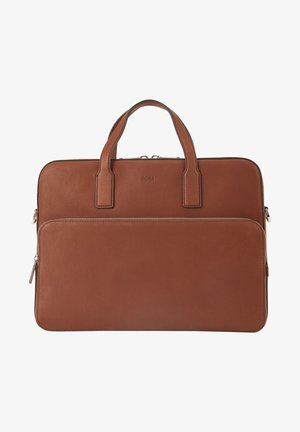 CROSSTOWN C_S DOC C - Briefcase - light brown