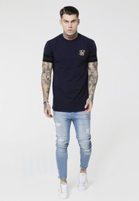 SIKSILK - Jeans Skinny Fit - washed blue - 0