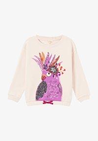 Du Pareil au Même - Sweatshirt - pink - 0