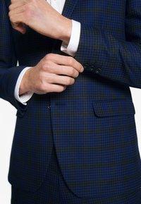 Ben Sherman Tailoring - CHECK SUIT - Suit - blue - 5