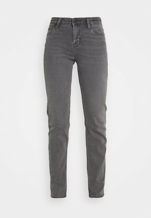 MARION  - Jeans straight leg - grey holly