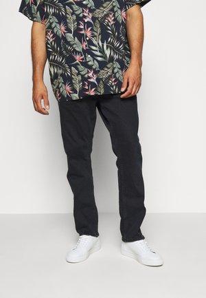 Straight leg jeans - miner blue