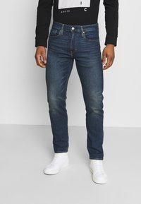 Levi's® - 502 TAPER - Jeans slim fit - dark indigo - 0