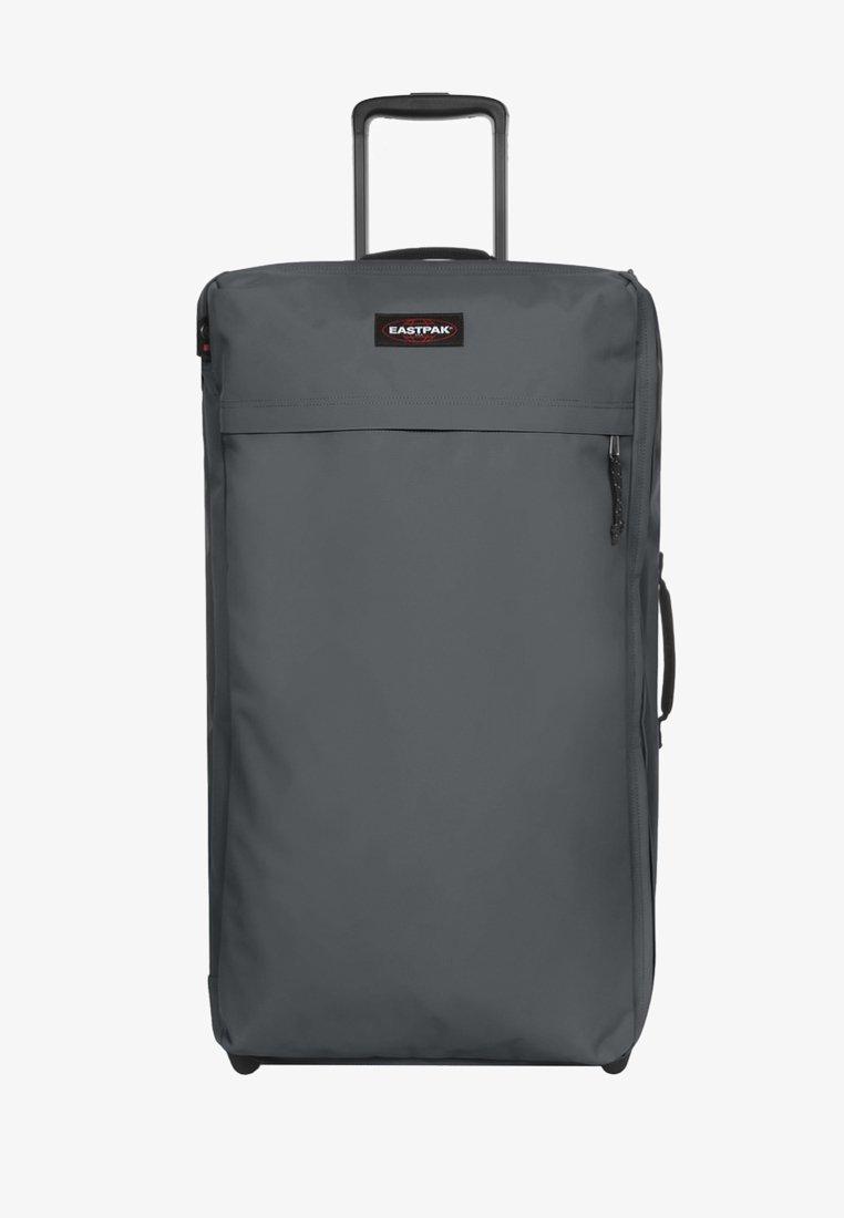 Eastpak - TRAF'IK LIGHT M PLAIN COLORS  - Wheeled suitcase - coal