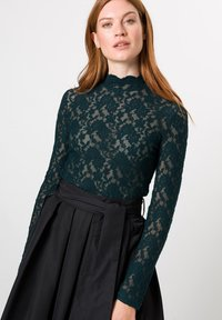 zero - Long sleeved top - dark green - 0