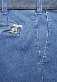 Meyer - AUTOFAHRER UND REISE - Slim fit jeans - blue - 4