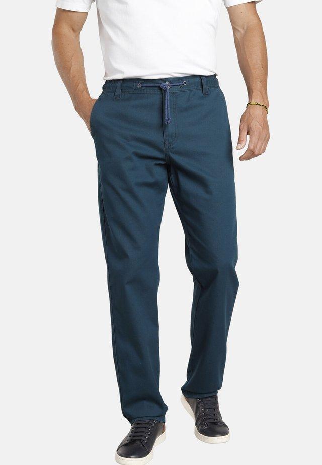 VENSIL - Pantalon classique - petrol