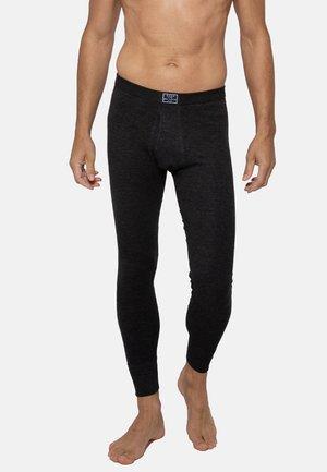 MIT EINGRIFF - Boxer shorts - schwarz