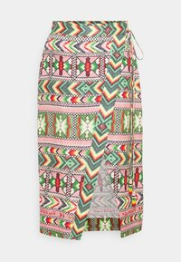 Farm Rio - AMULET WRAP SKIRT - Wrap skirt - multi - 4