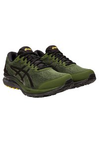ASICS - GEL CUMULUS - Neutral running shoes - olive (403) - 2