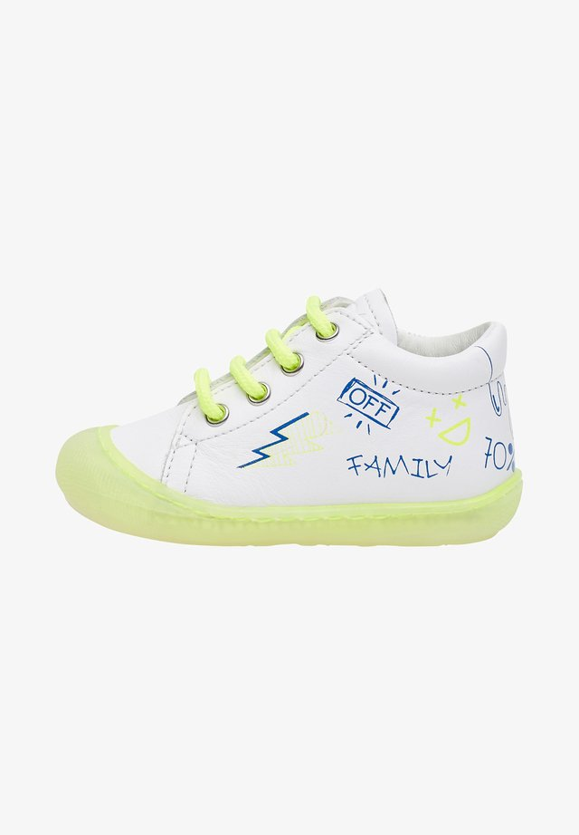 GOUDY - Trainers - white