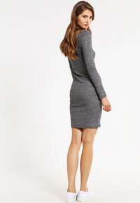 Urban Classics - Jumper dress - charcoal - 2