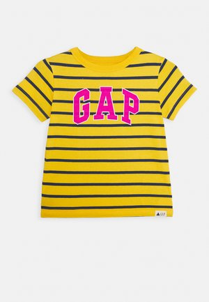 TODDLER BOY LOGO STRIPE - T-shirt print - kayak