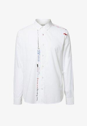 CAM  ADELMO - Košile - white