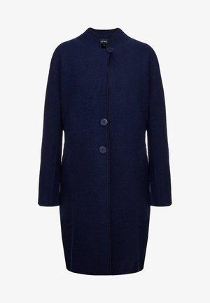 Cappotto classico - blu zen