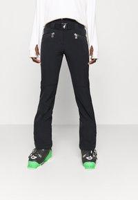Toni Sailer - ANAIS NEW - Spodnie narciarskie - black - 0