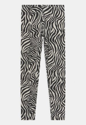 MINI  - Leggings - Trousers - white
