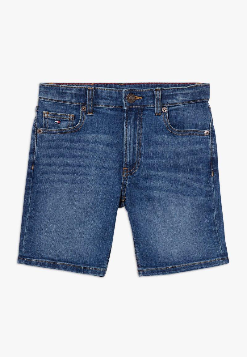 Tommy Hilfiger - REY TAPERED  - Denim shorts - denim