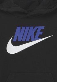 Nike Sportswear - CLUB - Hoodie - black /persian violet - 2