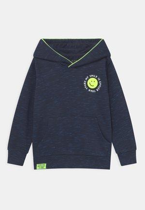 HOODIE KID - Sweater - deep marine