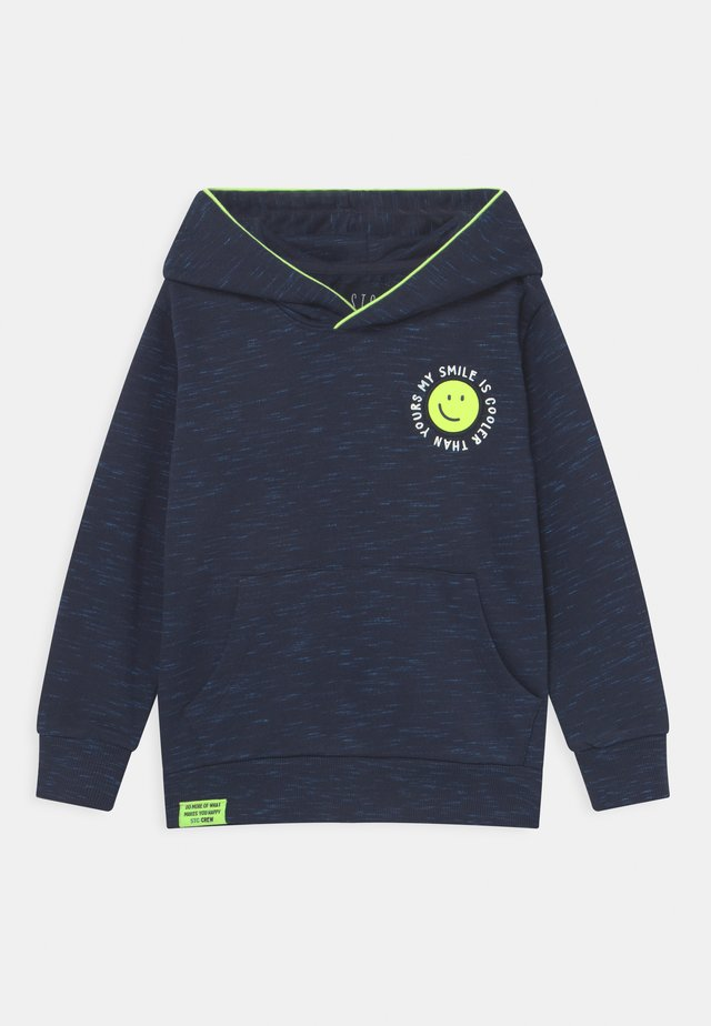 HOODIE KID - Sweatshirt - deep marine