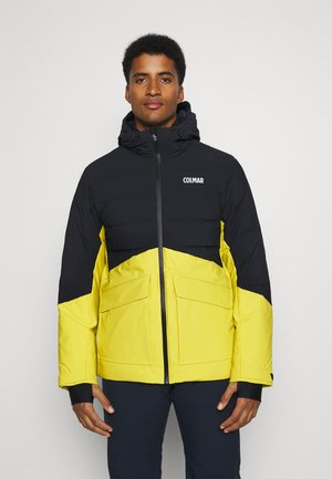 Ski jacket - lime/black