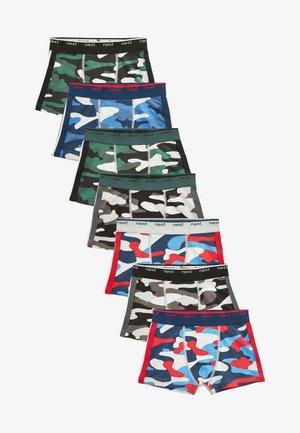 7 PACK  - Pants - blue