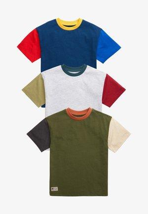 3 PACK - T-shirts print - white