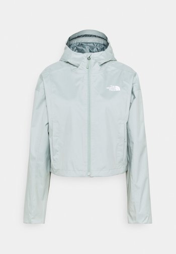 CROPPED QUEST JACKET  - Giacca hard shell - jadeite green
