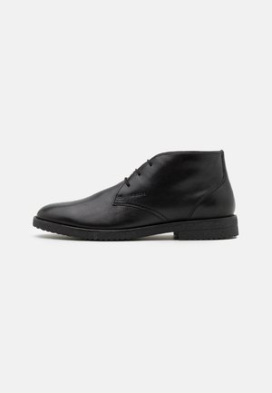 BRANDLED - Lace-ups - black