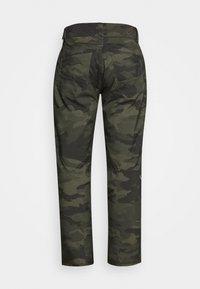 Brunotti - KITEBAR CAMO MENS SNOWPANTS - Zimní kalhoty - pine grey - 5