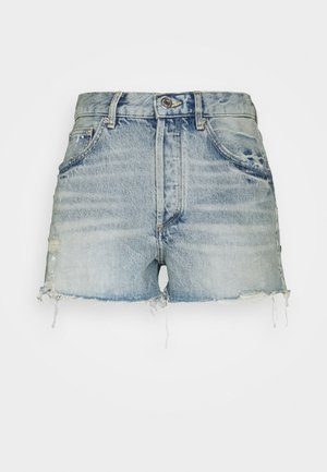 INSTINCT - Short en jean - bleu clair