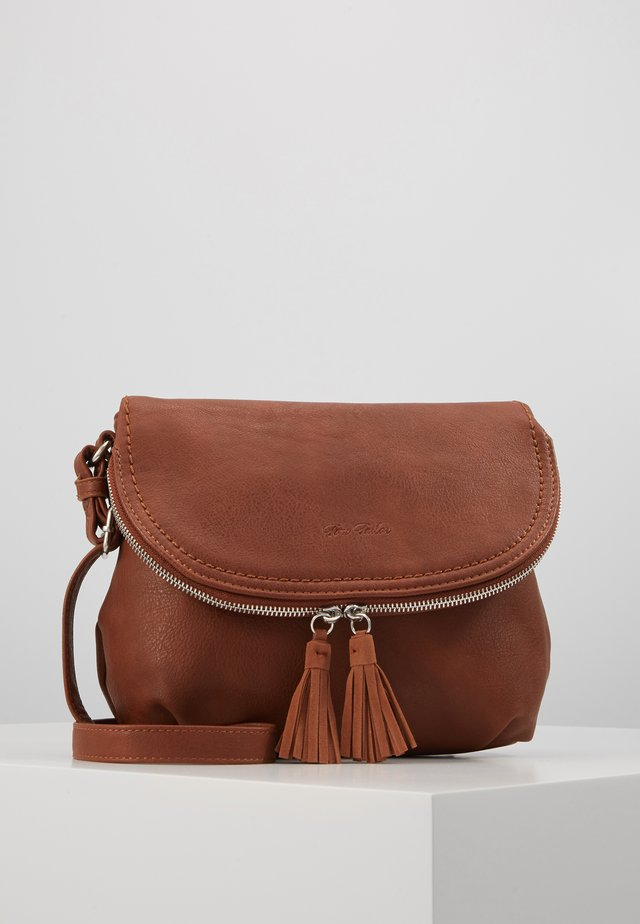 LARI - Across body bag - cognac