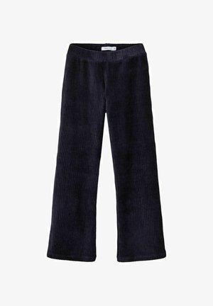 NKFONEBELLA - Trousers - dark sapphire