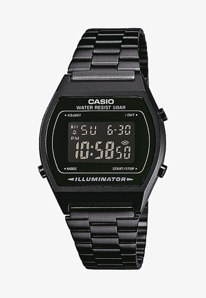 RETRO  - Digital watch - black