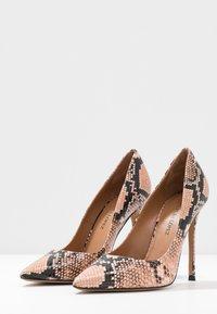 Pura Lopez - Zapatos altos - pink - 4
