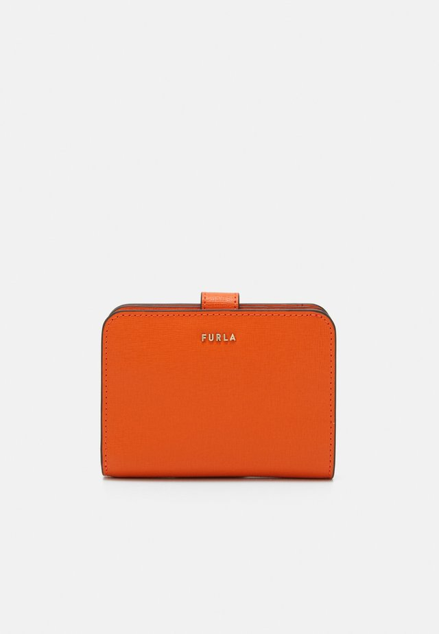 BABYLON ZIP AROUND - Monedero - orange