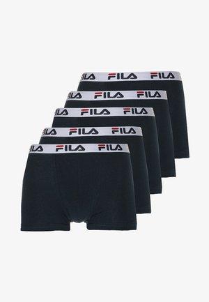 5 PACK - Underkläder - navy