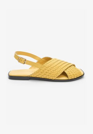 FOREVER COMFORT - Sandály - yellow