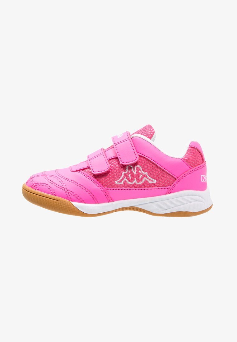 Kappa - KICKOFF  - Sports shoes - pink/white