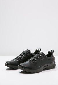 ECCO - BIOM FJUEL - Sneakers laag - black - 2