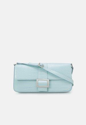 Handbag - green dusty light